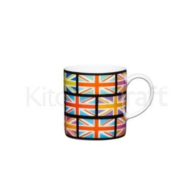 Φλυτζάνι Πορσελάνης Espresso London Flag Kitchencraft home   ειδη cafe τσαϊ   κούπες   φλυτζάνια