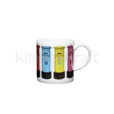 Φλυτζάνι Πορσελάνης Espresso Post Box Kitchencraft home   ειδη cafe τσαϊ   κούπες   φλυτζάνια