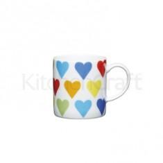 Φλυτζάνι Πορσελάνης Espresso Heart Kitchencraft