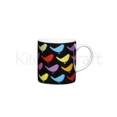 Φλυτζάνι Πορσελάνης Espresso Birds Kitchencraft home   ειδη cafe τσαϊ   κούπες   φλυτζάνια