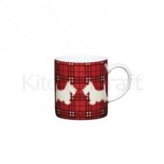Φλυτζάνι Πορσελάνης Espresso Scotty Dog Kitchencraft