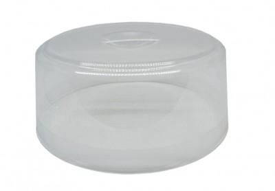 Καπάκι Τουρτιέρας Πλαστικό Διάφανο 30cm home   ζαχαροπλαστικη   τουρτιέρα   θήκες cake