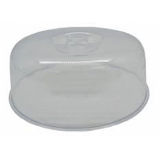 Καπάκι Τουρτιέρας Πλαστικό Διάφανο 25,5cm