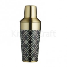 Σέϊκερ Bar Craft Art Deco Χάλκινο 650ml Kitchencraft