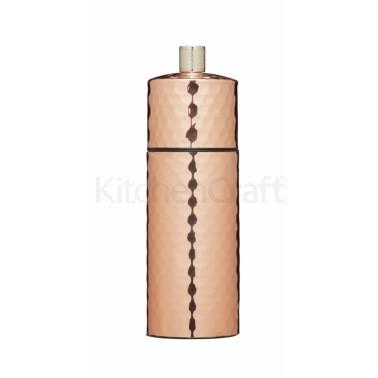 Μύλος Αλατοπίπερου Masterclass Σφυρήλατος Χάλκινος Beechwood 13cm home   αξεσουαρ κουζινας   μύλοι αλατοπίπερου
