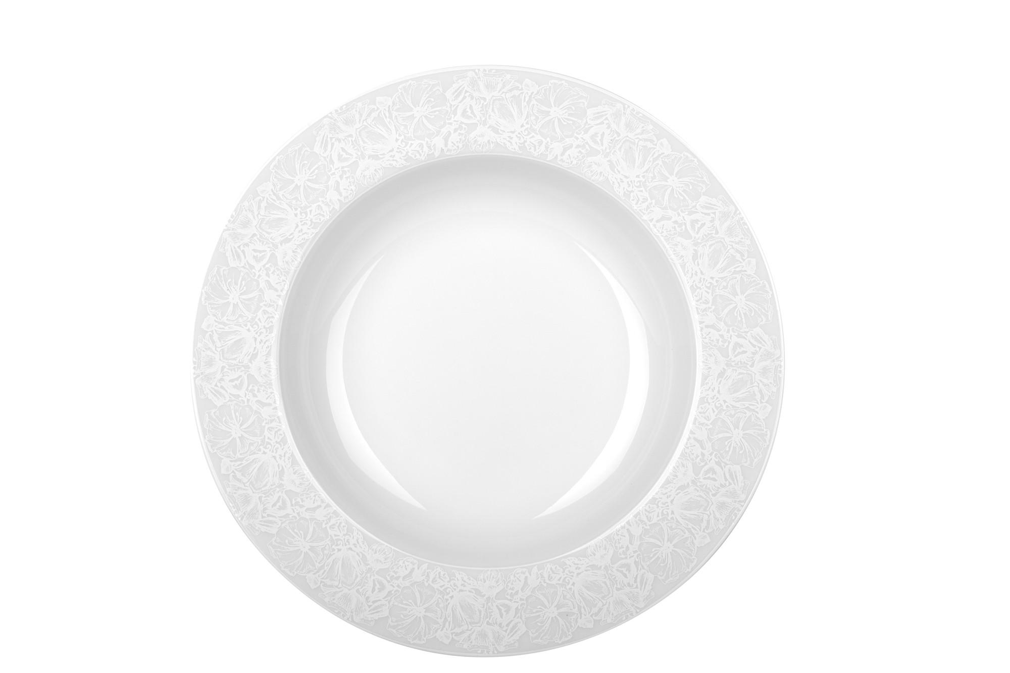 Πιάτο Βαθύ Σετ 6Τμχ Fiore 23cm Ionia home   ειδη σερβιρισματος   πιάτα