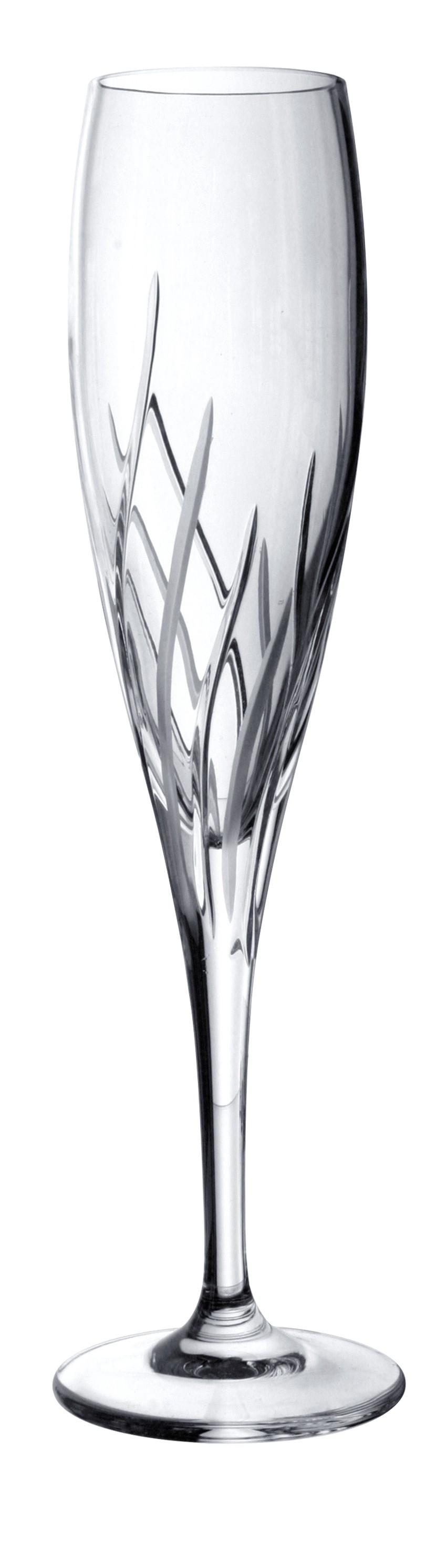 Ποτήρι Σαμπάνιας Σετ 6Τμχ Κρυστάλλινο Bohemia Alise 220ml home   ειδη σερβιρισματος   ποτήρια