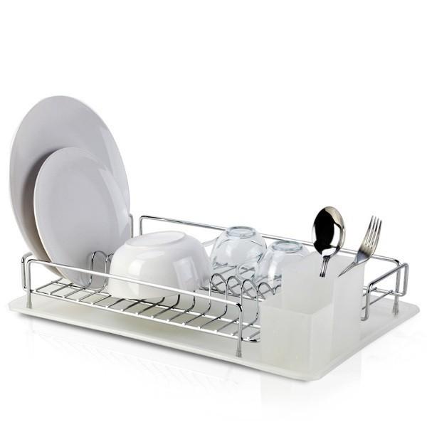 Πιατοθήκη Ανοξείδωτη 18/10 Tekno-Tel home   αξεσουαρ κουζινας   πιατοθήκες   στεγνωτήρες