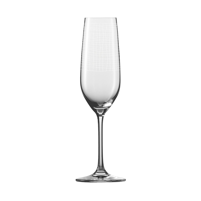 Ποτήρι Σαμπάνιας Canvas Σετ 6Τμχ 210ml Versace 1969 home   ειδη σερβιρισματος   ποτήρια