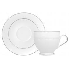 Φλυτζάνι & Πιάτο Καφέ Dantelle Σετ 6τμχ Ionia