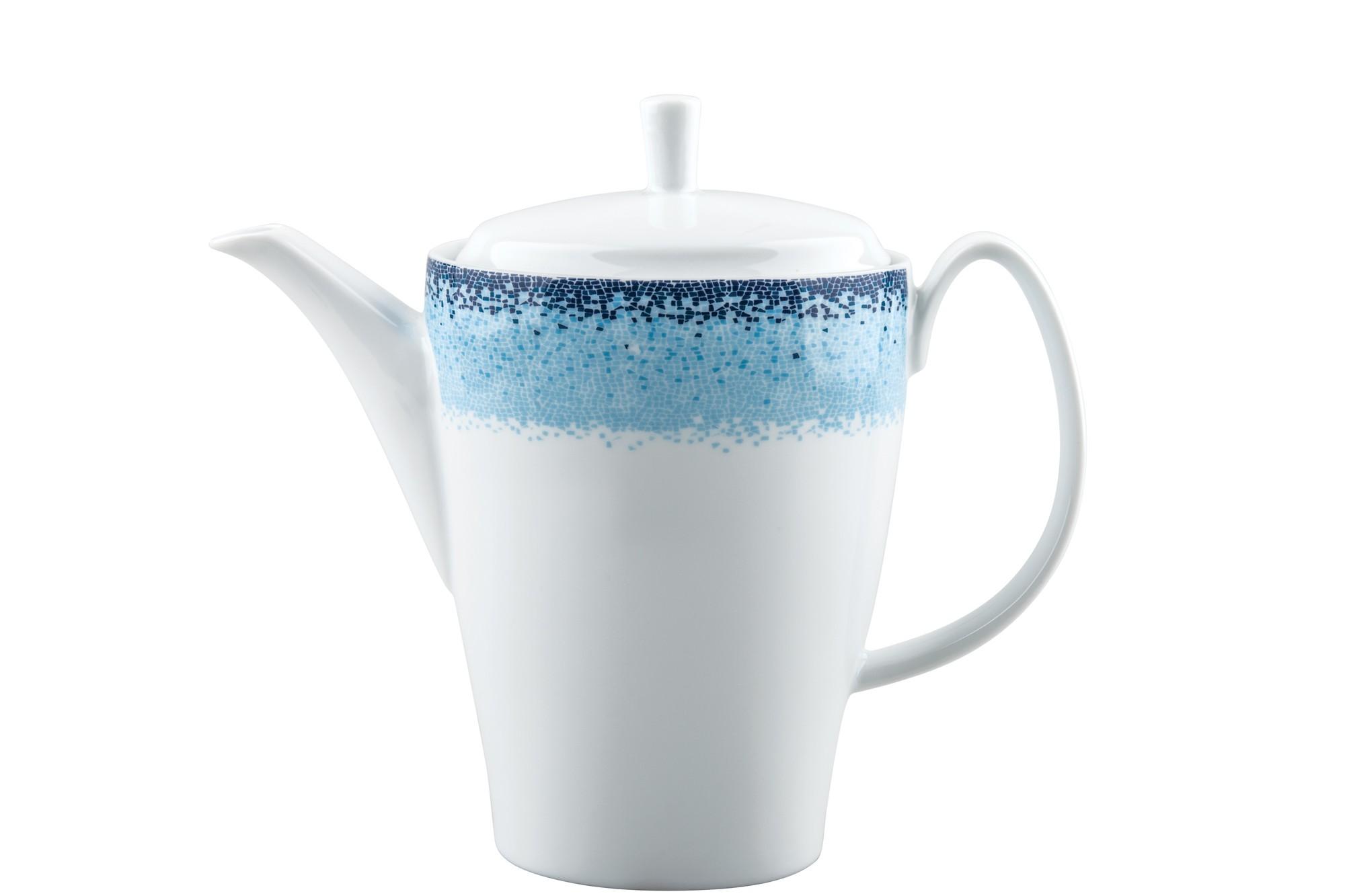 Τσαγιέρα Πορσελάνης Apeiron Blue Ionia 1,35lt home   ειδη cafe τσαϊ   τσαγιέρες