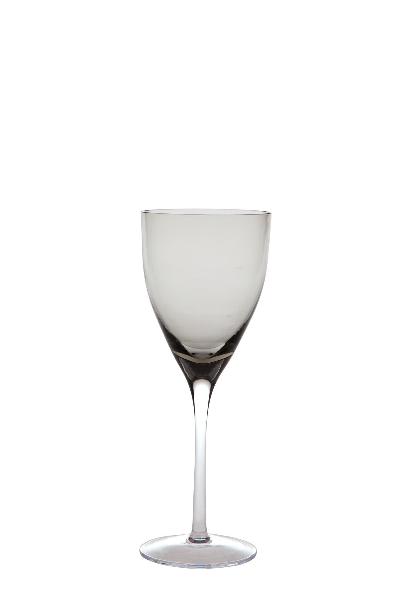 Ποτήρι Νερού Paradise Σετ 6Τμχ Smoke 250ml Ionia home   ειδη σερβιρισματος   ποτήρια