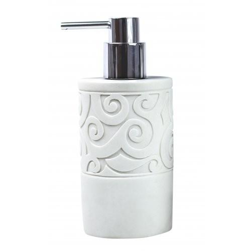 Dispenser Θήκη Για Κρεμοσάπουνο Romantic Spirela home   ειδη μπανιου   αξεσουάρ μπάνιου   dispencer