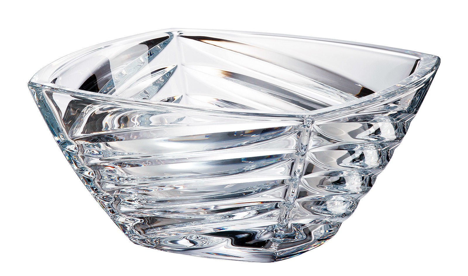 Κουπ Facet Bohemia Κρυστάλλινο 33cm home   κρυσταλλα  διακοσμηση   κρύσταλλα