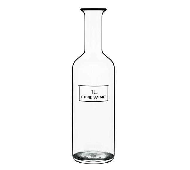 μπουκάλι luigi bormioli optima 1lit home   ειδη σερβιρισματος   κανάτες   καράφες