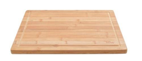 Επιφάνεια Κοπής Cosy & Trendy Ξύλινη Gabon Bamboo 42cm home   αξεσουαρ κουζινας   επιφάνειες κοπής