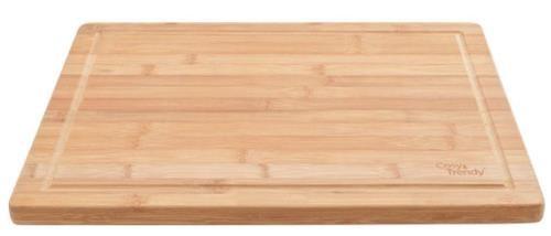 Επιφάνεια Κοπής Cosy & Trendy Ξύλινη Gabon Bamboo 51cm home   αξεσουαρ κουζινας   επιφάνειες κοπής