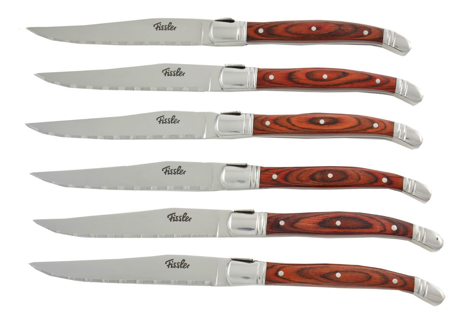 Μαχαίρια Steakmesser Σετ 6Τμχ Fissler home   εργαλεια κουζινας   μαχαίρια