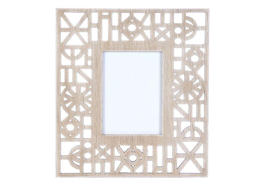 Κορνίζα Ξύλινη Διάτρυτη 10X15 Trimar home   κρυσταλλα  διακοσμηση   κορνίζες