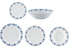 Σερβίτσιο Φαγητού Κύτταρο 20 Τεμαχίων Στρογγυλό Forum home   ειδη σερβιρισματος   πιάτα