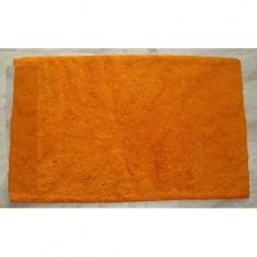 Ταπέτο Μπάνιου Style Βαμβακερό Πορτοκαλί 50X80