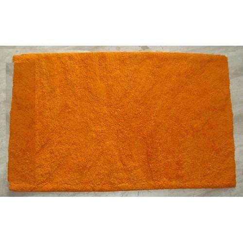 Πατάκι Μπάνιου Style Βαμβακερό Πορτοκαλί 50X80 home   ειδη μπανιου   χαλιά