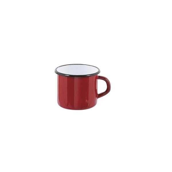 Κούπα Εμαγίε Κόκκινη Νο 8 home   ειδη cafe τσαϊ   κούπες   φλυτζάνια