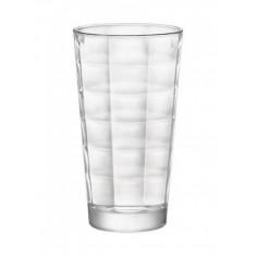 Ποτήρι Νερού - Αναψυκτικού Cube 365ml Σετ 6τμx. Bormioli Rocco