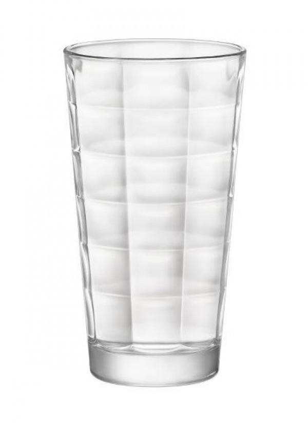 Ποτήρι Νερού - Αναψυκτικού Cube 365ml Σετ 6τμx. Bormioli Rocco home   ειδη σερβιρισματος   ποτήρια   νερού   αναψυκτικού