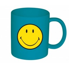 Κούπα Μελαμίνης Zak Smiley Μπλε 35cl