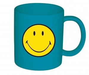 Κούπα Μελαμίνης Zak Smiley Μπλε 350ml home   ειδη cafe τσαϊ   κούπες   φλυτζάνια