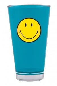 Ποτήρι Σωλήνα Μελαμίνης Zak Designs Smiley Μπλε 330ml home   ειδη σερβιρισματος   είδη bebe