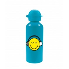 Παγούρι Αλλουμινίου Smiley Emoticon Headset Zak Designs 600ml