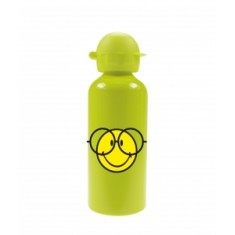 Παγούρι Αλλουμινίου Smiley Emoticon Glasses Zak Designs Green 600ml