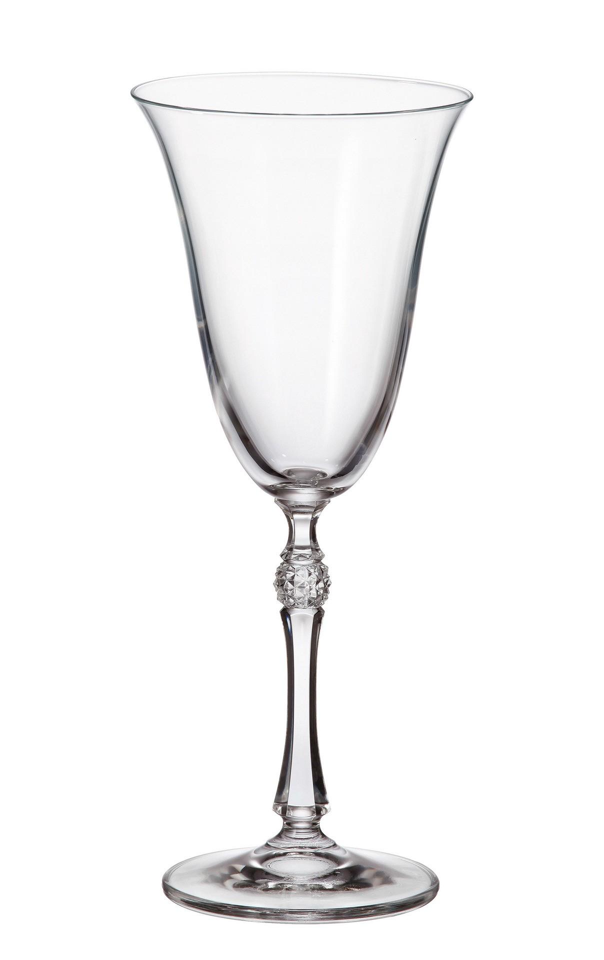 Ποτήρι Νερού Σετ 6 Τμχ Κρυστάλλινο Bohemia Proxima 350ml home   ειδη σερβιρισματος   ποτήρια   kρυστάλλινα