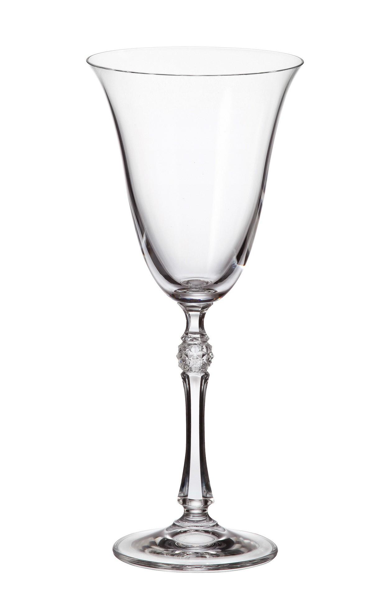 Ποτήρι Λευκού Κρασιού Σετ 6 Τμχ Κρυστάλλινο Bohemia Proxima 250ml home   ειδη σερβιρισματος   ποτήρια   kρυστάλλινα