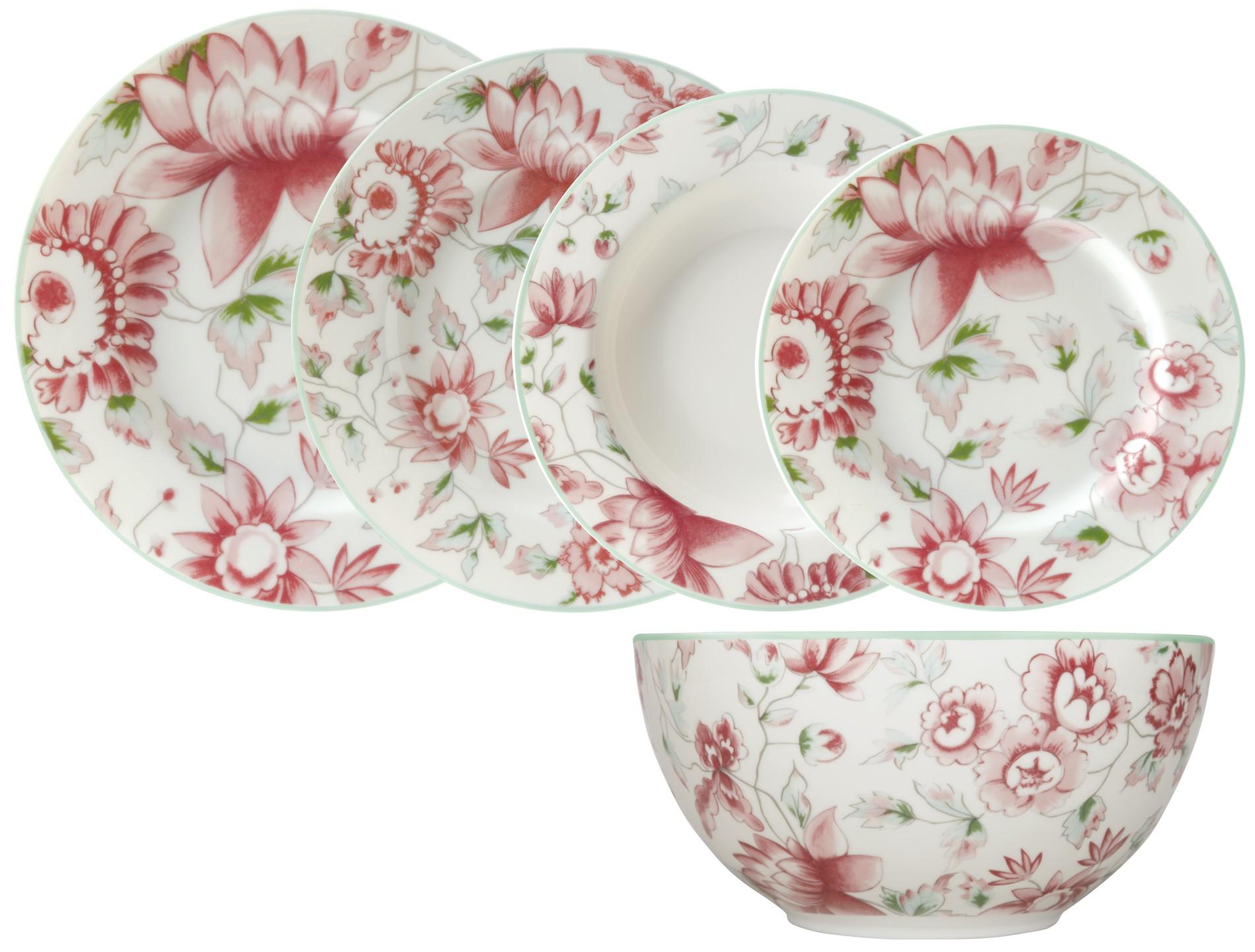 Σερβίτσιο Φαγητού Provence 20τμχ. Ionia home   ειδη σερβιρισματος   πιάτα   σερβίτσια