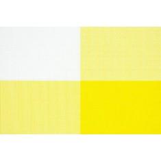Σουπλά Πλεκτό Σετ 4 Τμχ, Σιλικόνης Κίτρινο 30Χ45cm