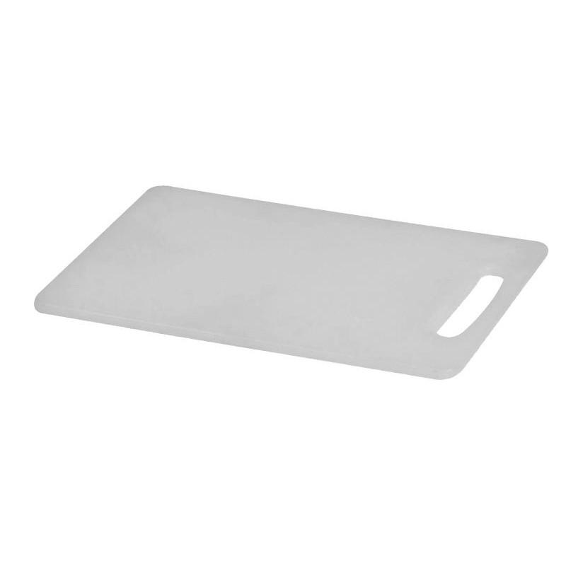 Επιφάνεια Κοπής Πλαστική 33cm x 24cm Λευκή home   αξεσουαρ κουζινας   επιφάνειες κοπής