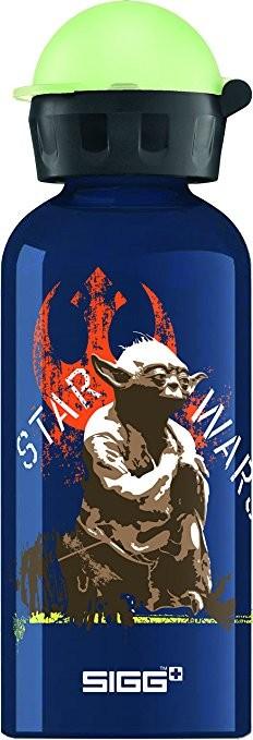 Παγούρι Αλουμινίου 400ml Star Wars Yoda Sigg home   αξεσουαρ κουζινας   παγούρια   θερμός