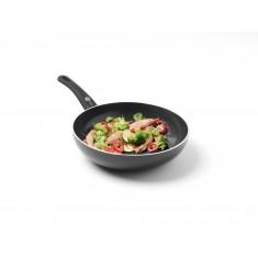 Τηγάνι Wok Αντικολλλητικό Κεραμικό Infinity 28cm Green Pan