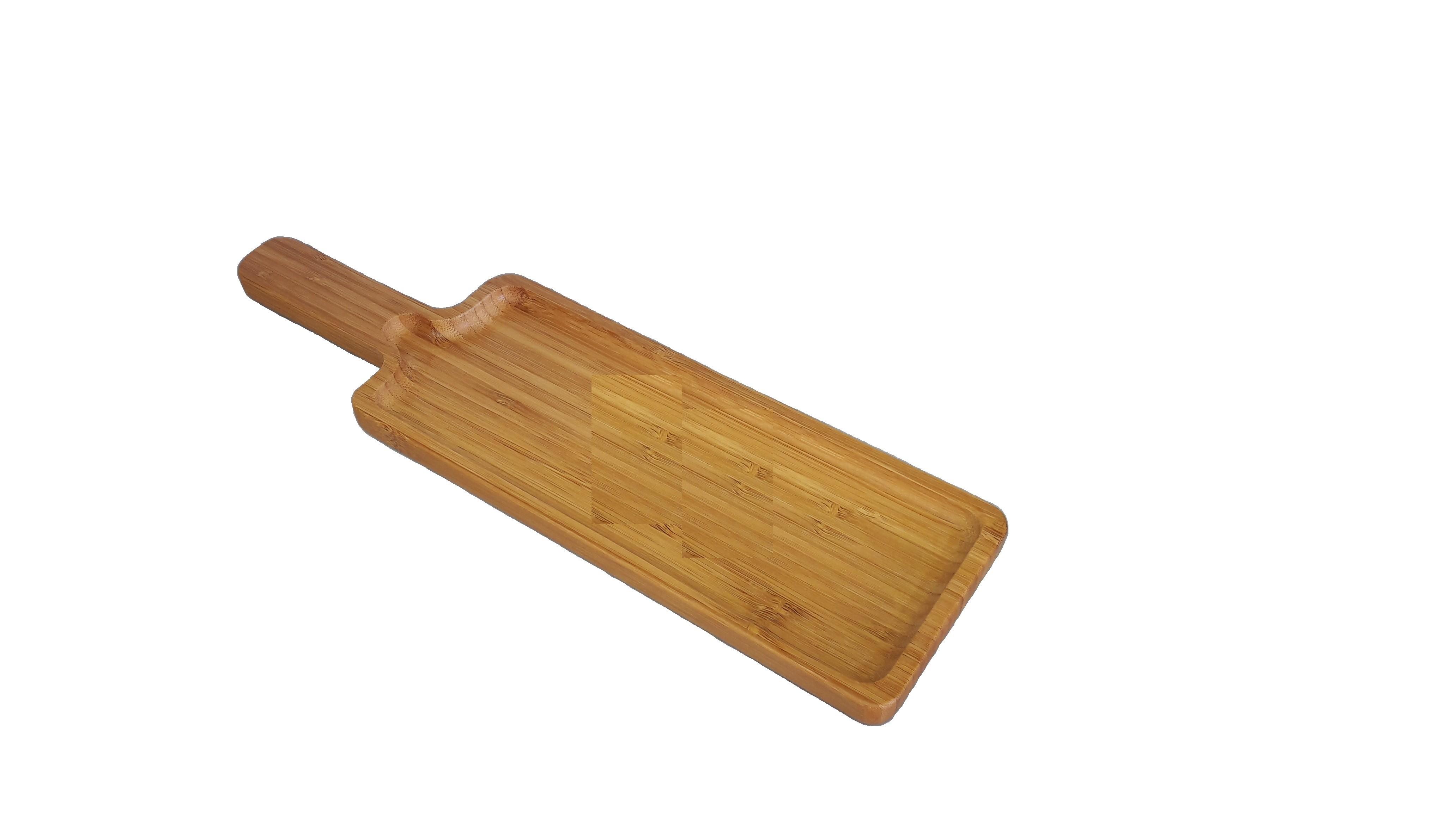 Πλατό Σερβιρίσματος Bamboo 35cm home   ειδη σερβιρισματος   πιατέλες