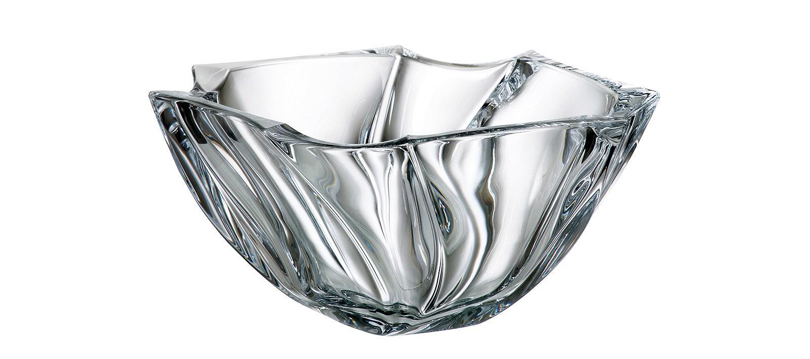 Κουπ Neptune Bohemia Κρυστάλλινο 25.5cm home   κρυσταλλα  διακοσμηση   κρύσταλλα