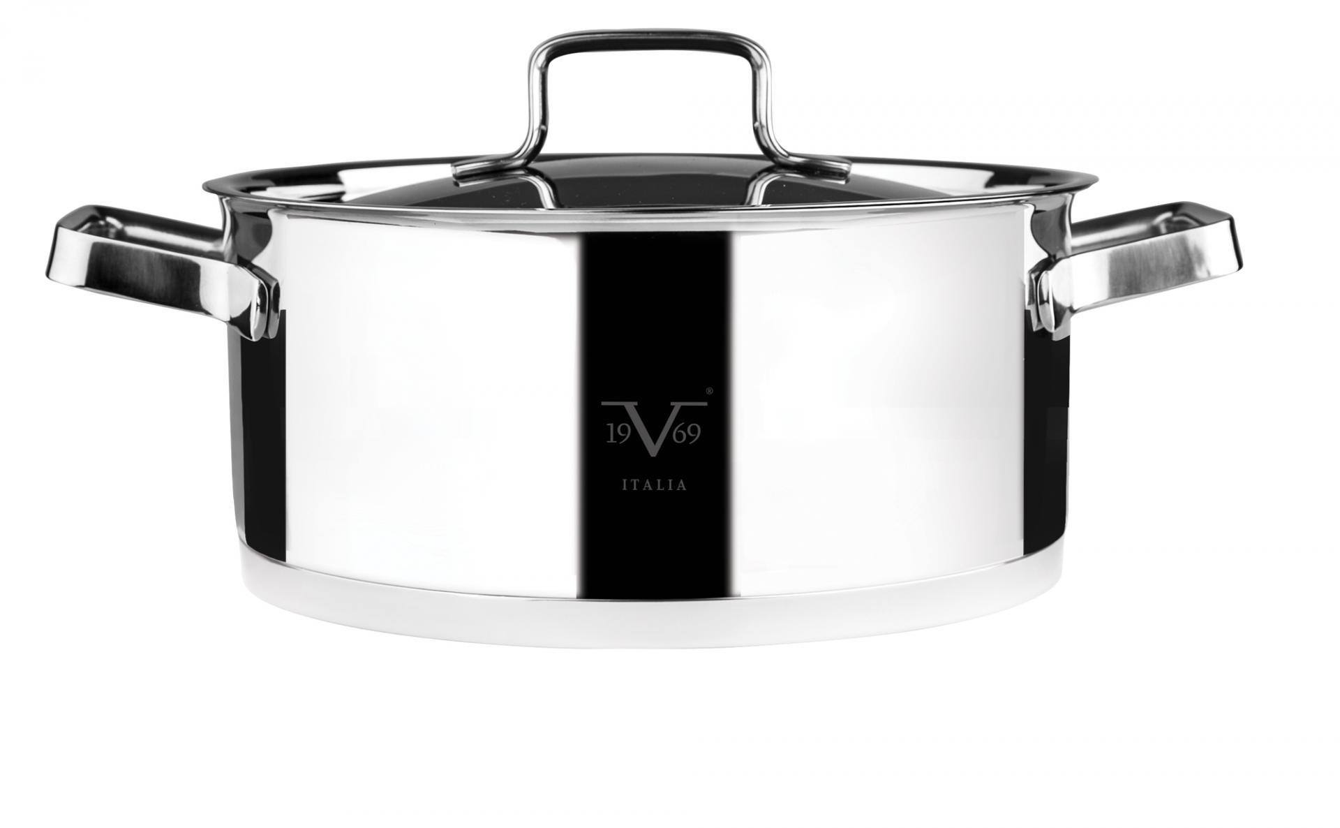 Ημίχυτρα Opera 28cm Versace 19V69 Italia home   σκευη μαγειρικης   κατσαρόλες χύτρες