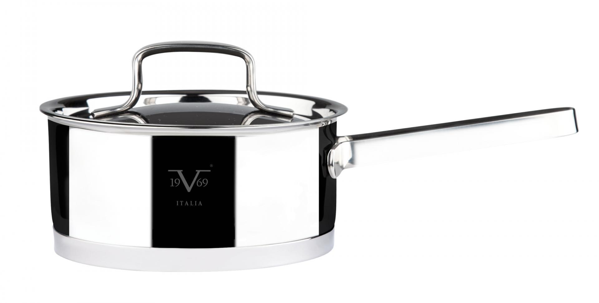 Κατσαρόλα Opera 16cm Versace 19V69 Italia home   σκευη μαγειρικης   κατσαρόλες χύτρες