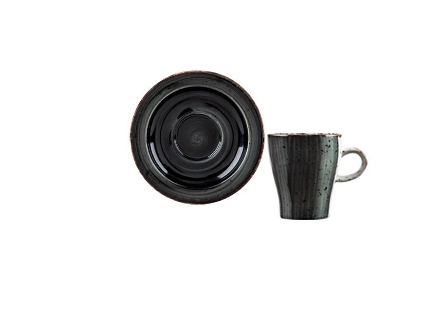 Φλυτζάνι & Πιάτο Espresso Amnesia Ionia home   ειδη cafe τσαϊ   κούπες   φλυτζάνια