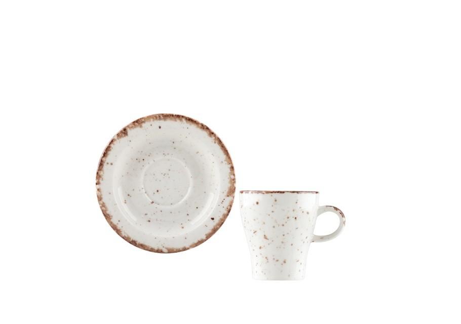 Φλυτζάνι & Πιάτο Espresso Euphoria Ionia home   ειδη cafe τσαϊ   κούπες   φλυτζάνια