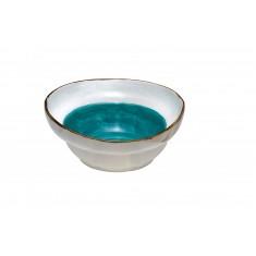 Μπολ Σαλάτας New Bone China Qountry Blue 26cm