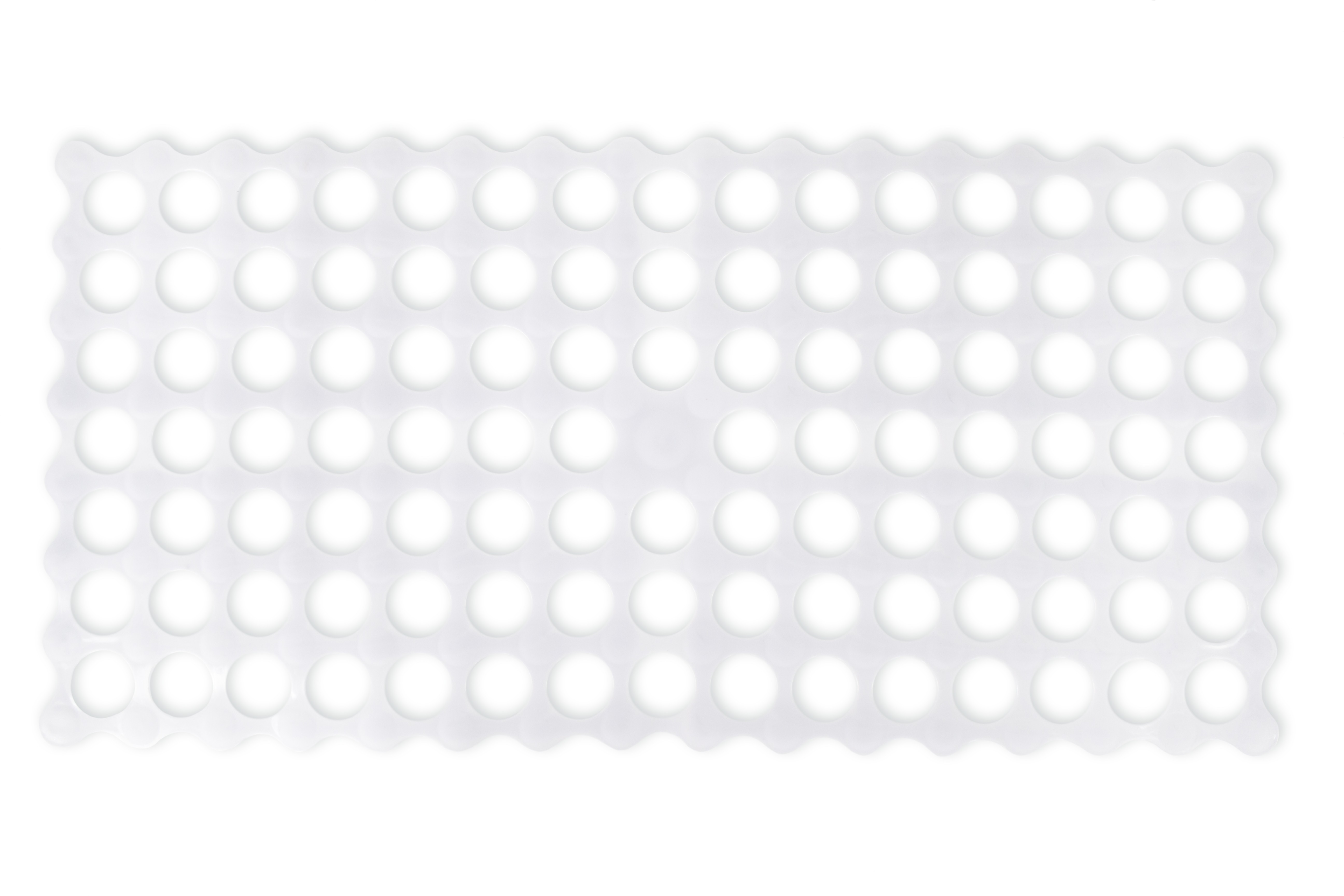 Αντιολισθητικό Ταπέτο Μπάνιου Golf Λευκό 34X68 home   ειδη μπανιου   χαλιά   πατάκια μπάνιου