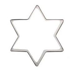 Κουπ-Πατ Μεταλλικό Αστέρι 5cm Fisko